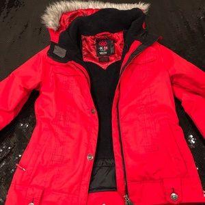 686 X Levis Vintage Women's Snowboard Ski Jacket